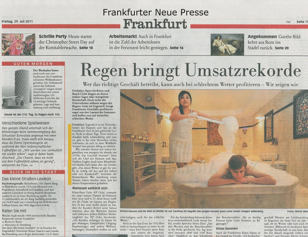 Im Spiegel Der Presse Berichte 252 Ber Die Tagessch 246 Nheitsfarm