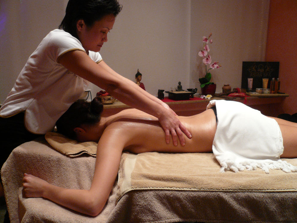 massage hirtshals ratree thai massage
